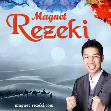 Magnet Rezeki (No Text)